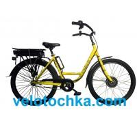 "Электровелосипед Aist Tracker 1.0 26"" 48V 500W"