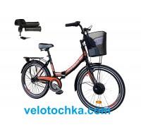 """Электровелосипед складной Fold 24"""" 48V 350W Sensor"""