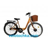 """Электровелосипед Ardis Lido 26"""" 36V 350W MXUS Orange"""