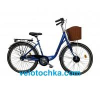 "Электровелосипед Ardis Lido 26"" 36V 350W MXUS Blue"