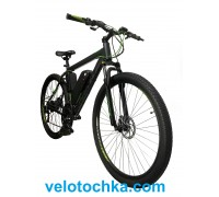 "Электровелосипед Avanti Smart 29"" 48V 500W MXUS black-green"