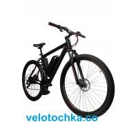 """Электровелосипед Avanti Smart 29"""" 48V 500W MXUS black-orange"""