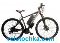 """Электровелосипед Hammer 5200 27.5"""" с LCD 48V 500W"""