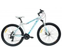 "Leader Janice 27.5"" (white/turquoise)"