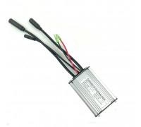Контроллер SMD 36/48V 17A под LCD дисплей с подключением фары водонепроницаемый