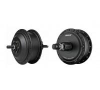 Мотор-колесо MXUS XF08C 36V 350W заднее ( кассета )