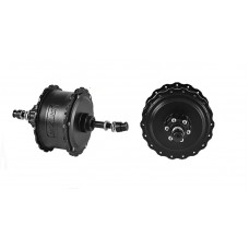 Мотор-колесо MXUS XF15R FATBIKE 48V 1000W заднее