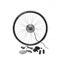 Электро набор для велосипеда PYMOTOR+ 350w акб 15Ач, Pas, газ, контроллер