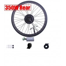 Электро набор для велосипеда FATBIKE PYMOTOR 350W АКБ 10Ач, Pas, газ, контроллер