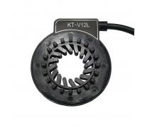 PAS KT-V12 L цельный блок, левый шатун