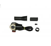 Ручка газа HZ-36V-21 круглый дисплей + круиз