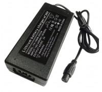Зарядное устройство 36V 2A (трехпиновый тип)