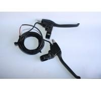 Ручка тормоза электро с отключателем мотор-колеса
