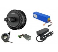 Электронабор эконом MXUS XF08C 48V 350W задний (кассета)