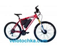 """Электровелосипед Leader Harlan 27.5"""" 36V 500W SMD 2 мотора"""