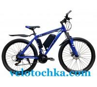 """Электровелосипед XC 27.5"""" 36V 350W LCD-5"""
