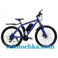 """Электровелосипед XC 27.5"""" 36V 350W дисплей LED-900S"""