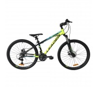 "Leader Active 26"" (lime/blue/black 13"")"