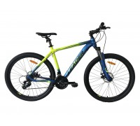 "Leader Aspect NEW 27,5"" ( lime/blue 20"")"