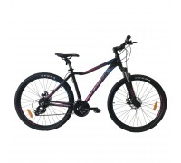 "Leader Janice 27.5"" ( black/purple )"