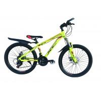 """Подростковый велосипед XC 24"""""""