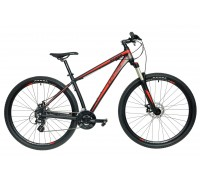 "Leader Spark 29"" (black/red)"
