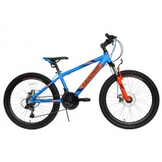 "Leader Junior 24"" (blue/orange)"