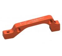 Адаптер Bengal торм. калипера задний 160mm IS оранжевый