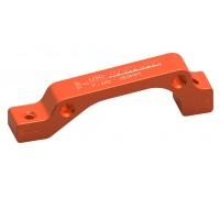 Адаптер Bengal торм. калипера передний 180mm IS оранжевый