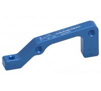 Адаптер Bengal торм. калипера задний 180mm IS синий