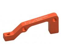 Адаптер Bengal торм. калипера задний 180mm IS оранжевый