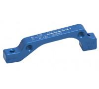 Адаптер Bengal торм. калипера задний 160mm IS синий